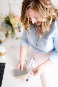 Meet Jen with Blush Paper Co.